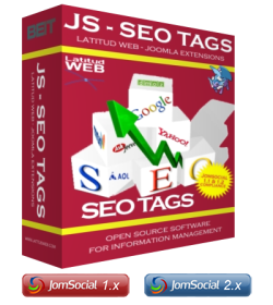 Download the JomSocial Search Engine Optimization MetaTags (JS SEO TAGS)